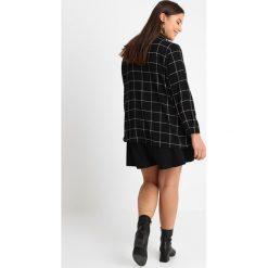 Koszule wiązane damskie: Dorothy Perkins Curve CHECK Koszula black/ blush