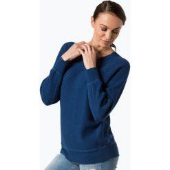 Marie Lund Sport - Sweter damski, niebieski. Niebieskie swetry klasyczne damskie Marie Lund Sport, xl, z dzianiny. Za 199,95 zł.