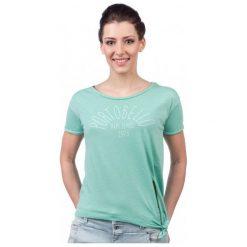 Pepe Jeans T-Shirt Damski Marta S Zielony. Zielone t-shirty damskie marki Pepe Jeans, s, z jeansu. W wyprzedaży za 94,00 zł.