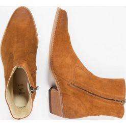 Botki męskie: Shoe The Bear ENZO Botki kowbojki i motocyklowe brown