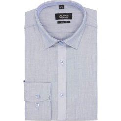 Koszula bexley 26321 długi rękaw slim fit niebieski. Szare koszule męskie slim marki Recman, m, z długim rękawem. Za 139,00 zł.