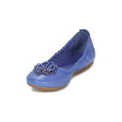 Sandały Kickers  ROMMY. Niebieskie sandały trekkingowe damskie marki Kickers. Za 239,20 zł.
