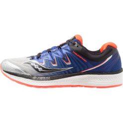 Saucony TRIUMPH ISO 4 Obuwie do biegania treningowe silver/blue/viz red. Niebieskie buty do biegania męskie Saucony, z materiału. Za 719,00 zł.