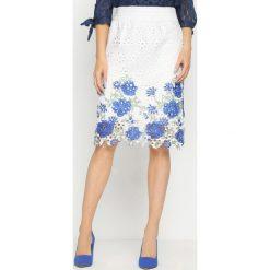 Spódniczki: Niebieska Spódnica Cyme