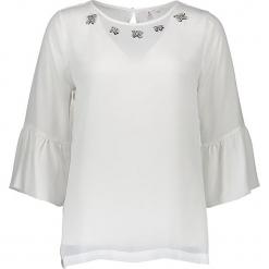 Bluzka - Comfort fit - w kolorze białym. Białe topy sportowe damskie Seidensticker. W wyprzedaży za 127,95 zł.