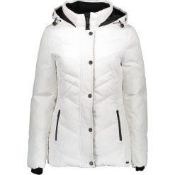 Kurtki i płaszcze damskie: Kurtka zimowa w kolorze białym