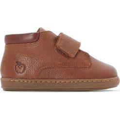 Buty sportowe wysokie Bouba Desert Scratch. Brązowe buty sportowe chłopięce marki Havaianas, z kauczuku, na obcasie. Za 302,36 zł.