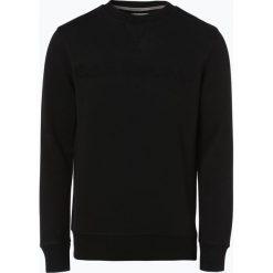Bejsbolówki męskie: Calvin Klein Jeans - Męska bluza nierozpinana, czarny