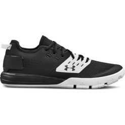 Buty skate męskie: Under Armour Buty męskie UA Charged Ultimate 3.0 Black r. 42.5 (3020548001)