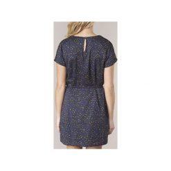 Sukienki krótkie Kaporal  VALDA. Niebieskie sukienki mini Kaporal, l, z krótkim rękawem. Za 209,30 zł.