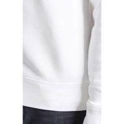 GANT ORIGINAL CNECK Bluza egg shell. Białe bluzy męskie GANT, m, z bawełny. Za 379,00 zł.