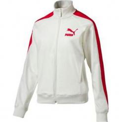 Bluza w kolorze białym. Białe bluzy z kieszeniami damskie Puma, xs, prążkowane. W wyprzedaży za 136,95 zł.
