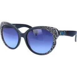 """Okulary przeciwsłoneczne damskie aviatory: Okulary przeciwsłoneczne """"JC656S 05B"""" w kolorze czarno-beżowym"""