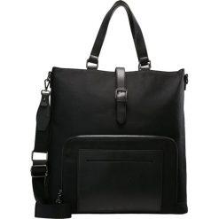 Ted Baker TIDEE Torba na zakupy black. Czarne torby na ramię męskie marki Ted Baker, z materiału. Za 819,00 zł.