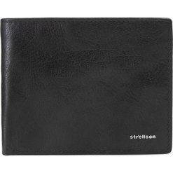 Portfele męskie: Duży Portfel Męski STRELLSON – Billfold H8 4010001301 Black 900