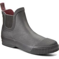 Kalosze GANT - Mandy 15599996 Black G00. Czarne buty zimowe damskie GANT, z materiału. W wyprzedaży za 189,00 zł.