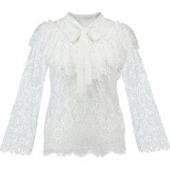 Bluzki asymetryczne: Navy London KYLIE Bluzka white