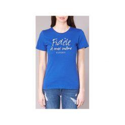 T-shirty z krótkim rękawem Kaporal  VIDEL. Niebieskie t-shirty damskie Kaporal, s. Za 87,20 zł.
