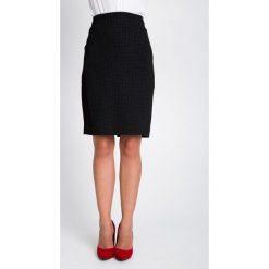 Spódnice wieczorowe: Czarna spódnica z deseniem QUIOSQUE