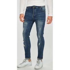 Brave Soul - Jeansy. Niebieskie jeansy męskie skinny marki House. Za 139,90 zł.