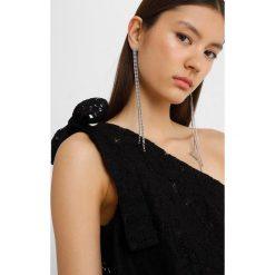Sukienki hiszpanki: Missguided ONE SHOULDER MIDI DRESS Sukienka koktajlowa black