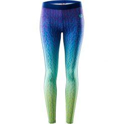 Spodnie damskie: IQ Damskie legginsy Eirene II WMNS Biscay Green Tinting r.  L