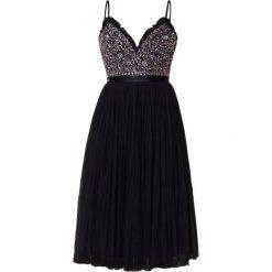 Sukienki hiszpanki: Needle & Thread ANDROMEDA Sukienka koktajlowa black