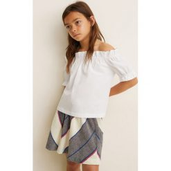 Odzież dziecięca: Mango Kids – Spódnica dziecięca Lori 104-164 cm