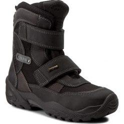 Buty zimowe chłopięce: Śniegowce PRIMIGI – Ivory GORE-TEX 6639077 S Nero