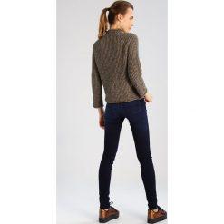 Swetry klasyczne damskie: See u Soon TURTLE NECK JUMPER Sweter khaki