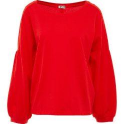 DRYKORN NALIE Bluzka z długim rękawem red. Czerwone bluzki longsleeves DRYKORN, xs, z bawełny. Za 419,00 zł.