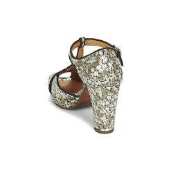 Sandały Chie Mihara  GIKI. Zielone sandały damskie Chie Mihara. Za 1015,20 zł.