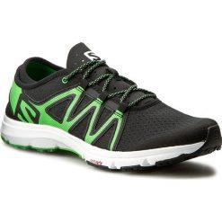 Buty sportowe męskie: Buty SALOMON – Crossamphibian Swift 393449 27 V0 Black/Black/Classic Green