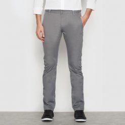 Spodnie męskie: Spodnie chino krój slim Marina