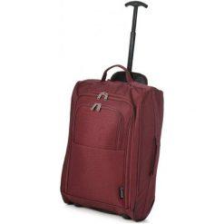 Reabags Walizka Cities Western Gear, Czerwona. Czerwone walizki marki Reabags. Za 117,00 zł.