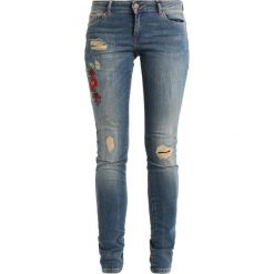Rurki damskie: Kaporal DONA Jeansy Slim Fit houston destroy