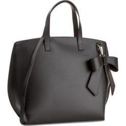 Torebka CREOLE - K10381  Czarny. Czarne torebki klasyczne damskie Creole, ze skóry. W wyprzedaży za 239,00 zł.