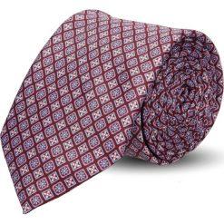 Krawat platinum róż classic 214. Różowe krawaty męskie marki Reserved. Za 49,00 zł.