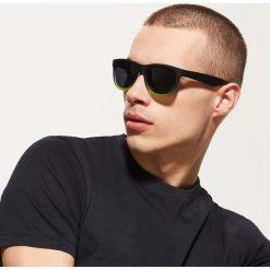 Okulary przeciwsłoneczne męskie: Okulary przeciwsłoneczne – Zielony