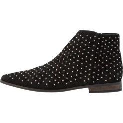 Botki damskie lity: ICHI MARTINA  Ankle boot black