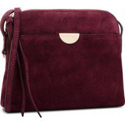 Torebka COCCINELLE - CV3 Mini Bag E5 CV3 55 D3 02 Grape R04. Fioletowe listonoszki damskie Coccinelle, ze skóry, na ramię. W wyprzedaży za 559,00 zł.