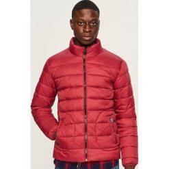 Pikowana kurtka ze stójką - Bordowy. Czerwone kurtki damskie pikowane Reserved, l. Za 119,99 zł.