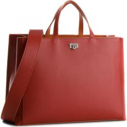 Torebka COCCINELLE - CC7 Tahlia Soft E1 CC7 18 02 01 Bourgogne/Argil 573. Czerwone torebki klasyczne damskie marki Coccinelle, ze skóry, duże. W wyprzedaży za 1189,00 zł.
