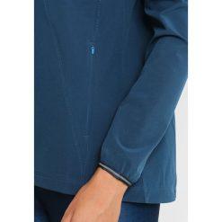 Under Armour OUTRUN THE STORM Kurtka do biegania true ink. Niebieskie kurtki sportowe damskie marki Under Armour, xl, z elastanu. W wyprzedaży za 239,85 zł.