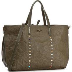 Torebka NOBO - NBAG-D3340-C008 Zielony. Zielone torebki klasyczne damskie marki Nobo, ze skóry ekologicznej. W wyprzedaży za 149,00 zł.