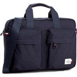Torba na laptopa TOMMY HILFIGER - Tommy Computer Bag AM0AM02614 413. Niebieskie torby na laptopa TOMMY HILFIGER. W wyprzedaży za 269,00 zł.