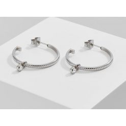 Kolczyki damskie: Dyrberg/Kern PAULINA  Kolczyki silvercoloured