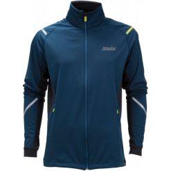 Swix Kurtka Softshell Męska Cross Niebieski L. Czarne kurtki do fitnessu męskie marki Nike, m. Za 455,00 zł.