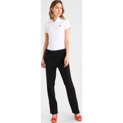 T-shirty damskie: Abercrombie & Fitch CORE Koszulka polo white