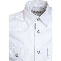 Kaporal REDOU Koszula optical white. Białe bluzki dziewczęce bawełniane Kaporal. Za 149,00 zł.